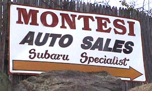 Montesi Auto Sales